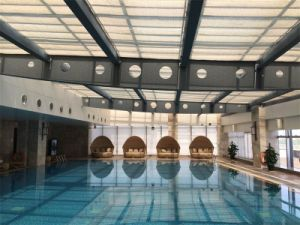 5 Stars Hotel Indoor Swimming Pool Window Roller Shutter Blinds pictures & photos