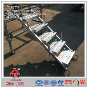 Scaffolding Step Ladder Manufacturer pictures & photos