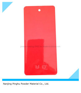 Red Powder Paint with Good Mechanical Property pictures & photos