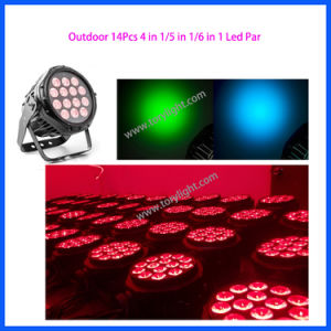 Stage Lighting LED 14PCS Tri Parcan Event/Party Light pictures & photos