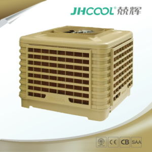 Big Size Body Plastic Industrial Cooling System Evaporative Desert Swamp Cooler pictures & photos