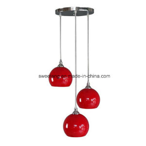Pendant Lamp in Glass for Kitchen Room in 6 Colors pictures & photos