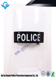 High Transparent PC Transparent Riot Control Shield for Military pictures & photos