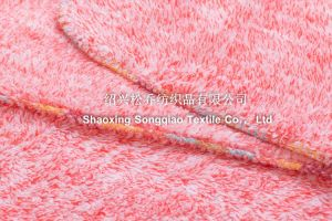 Yarn-Dyed Weaving Flannel Fleece Blanket/ Baby Blanket pictures & photos