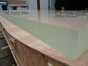 Acrylic Sheet Plexiglass for Swimming Pool pictures & photos