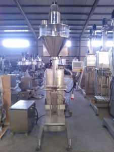 Semi Automatic 1-50kgs Gravimetric Milk Powder Packaging Machine pictures & photos