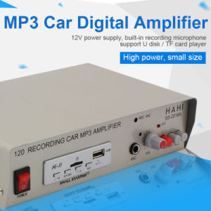 120 Seconds Recording Amplifier for Car pictures & photos