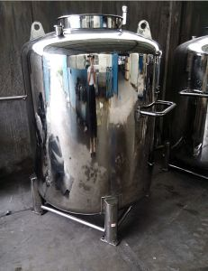 1000L Stainless Steel Beer Brewing Brite Tank pictures & photos