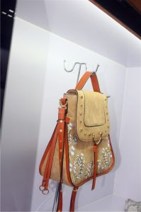 China Factory Trend Women Fashion embroidery  Backpack pictures & photos