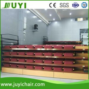 Hall Electric Conference Chair Indoor Bleacher Retractable Bleacher for Conference Jy-768r pictures & photos