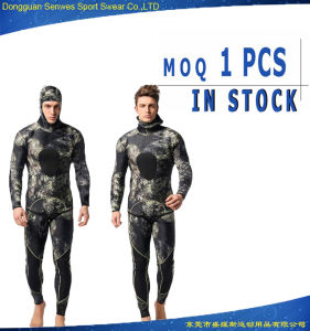 Men Neoprene Super Stretch 5mm Scuba Diving Spearfishing Wetsuit pictures & photos
