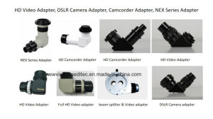 Beamsplitter and Camera Adapter for Digitalizing Topcon Slit Lamp pictures & photos