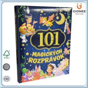 Custom Printing Hardcover Book/Casebound Books of Fairy Tells pictures & photos