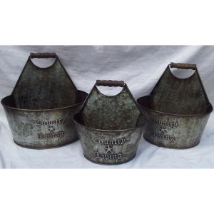 Antique Metal Garden Pot Garden Decoration Flower Pot pictures & photos