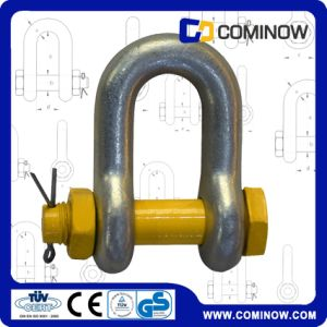 G2150 U. S. Type Drop Forged  Bolt  Type Safety Chain  Shackle pictures & photos