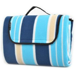 Hot Selling High Quality Fleece Soft Picnic Blanket pictures & photos