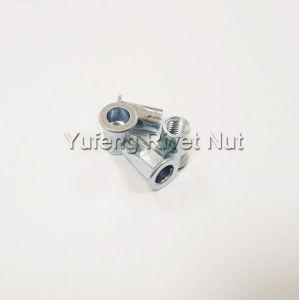 Zinc Plating Half Hexagon Rivet Nut with Pan Head pictures & photos