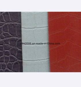 PVC Decorative Leather with Fresh Order pictures & photos