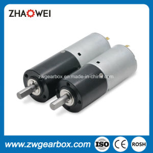 24V Diameter 28mm Planetary Reducer Gearbox pictures & photos