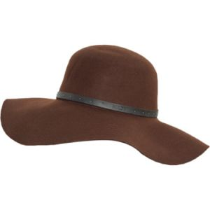 Women′s Floppy Felt Brim Hat pictures & photos