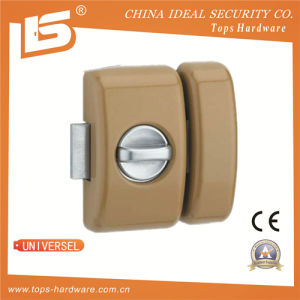 Bolt Door Lock Deadbolt Rim Lock French Verrou - Universel pictures & photos