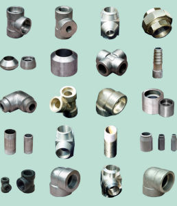 Stainless Steel Socket Welding Fitting Elbow pictures & photos