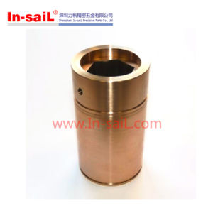 OEM Customized Brass Machinery Auto Parts pictures & photos