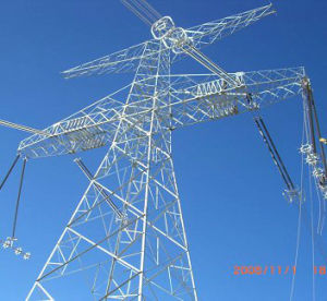 1000kV Angle Steel Tower Steel Structure pictures & photos
