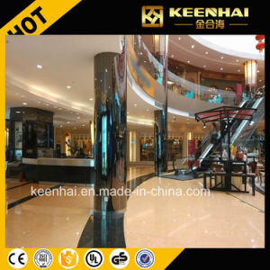 Decorative Mirror Polished Finish Stainless Steel Column Cladding pictures & photos