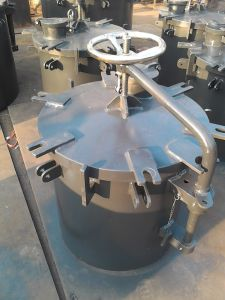 Marine Watertight Steel Hatch Cover pictures & photos