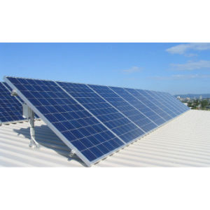 Sloping Rooftop Mounted Solar Home System with Ce and TUV pictures & photos