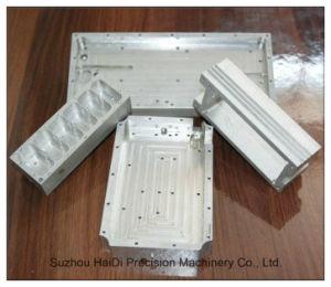 Custom Precision Metal Aluminum CNC Machining Parts Support Powder Painting pictures & photos