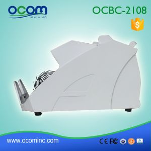 Ocbc-2108 Mg UV Money Detector /Counting Machine/Banknote Value Counter pictures & photos