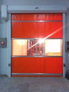 Intelligence and Durable Aluminium Shutters Door pictures & photos