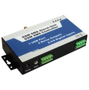 Remote Controller SMS Alarm (2I/O, USB Port)
