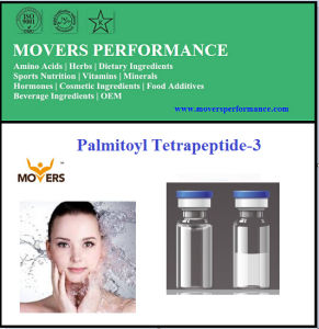 High Purity Cosmetic Peptide Palmitoyl Tetrapeptide-3 pictures & photos