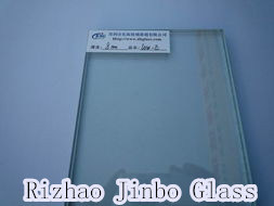 China Factory Sale Low-E Construction Glass (JINBO) pictures & photos