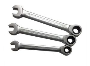 18PCS Professional Gear Wrench Set (FY1018A1) pictures & photos