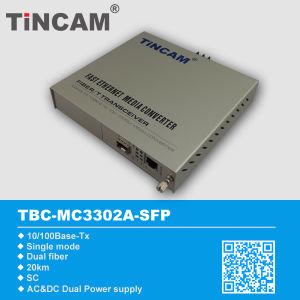 10/100Mbps Snmp Ethernet Media Converter
