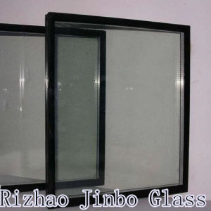 Insulated Low-E Reflective Hollow Igu Glass (JINBO) pictures & photos