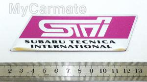 Aluminum Sticker, Metal Decal (hx2014004) pictures & photos