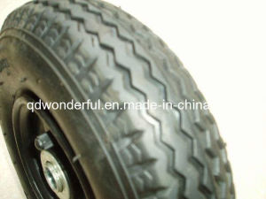 Rubber Tyre/Tire for Hand Trolley and Tool Cart ( 2.50-4 )