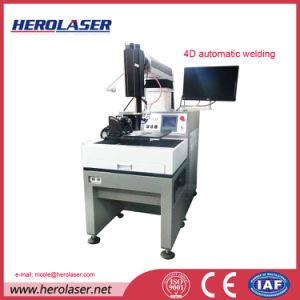 High Efficiency Ce, ISO, FDA Certification Door Handle YAG Laser Welding Machine 200W pictures & photos