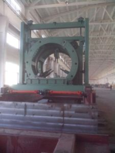 Spiral welded pipe mill pictures & photos