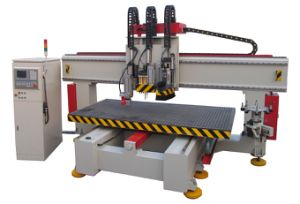Table-Moving CNC Machine of Woodworking CNC Router (XE1325) pictures & photos