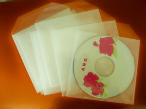 PP CD Sleeve