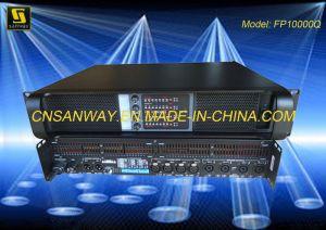 Fp10000q Professional DJ Mixer Sound Audio Power Amplifiers pictures & photos