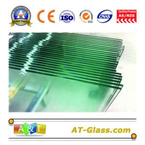 3-19mm Tempered Glass / Toughened Glass with as-Nzs 2208 / Ce Certificate pictures & photos