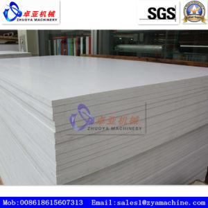 PVC Concrete Formwork Machine Foam Board Machine for Construction pictures & photos