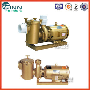 Newest Cost-Effective 2-15HP Swimming Pool Filter Copper Pump pictures & photos